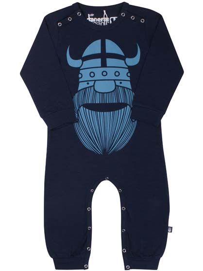 Image of   ORGANIC - Anis suit Navy ERIK