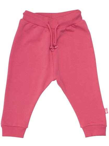 Image of   ORGANIC - Boeg pants Htr old rose