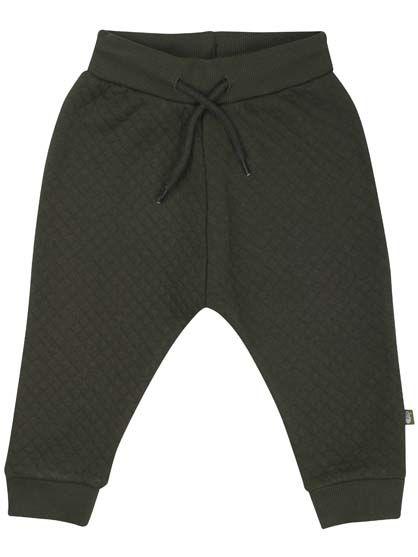 Image of   ORGANIC - Boeg pants Dark Khaki