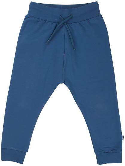 Image of   ORGANIC - Boeg pants Delft Blau