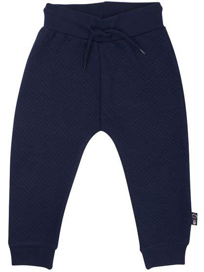 Image of   ORGANIC - Boeg pants Navy