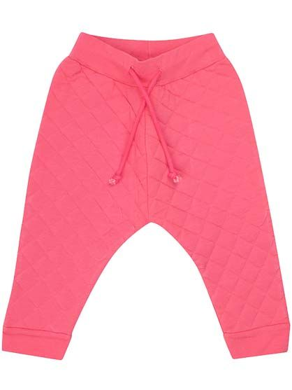 Image of   ORGANIC - Boeg pants Dried rose (quilt)