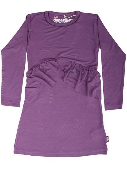 Image of   ORGANIC - Mynte Dress Dry Lavender