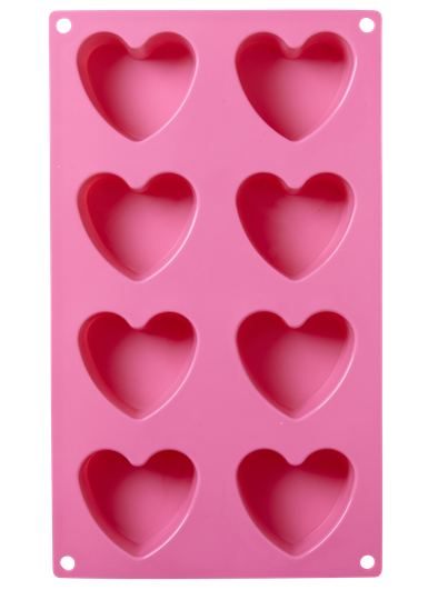 Silikone Form Pink