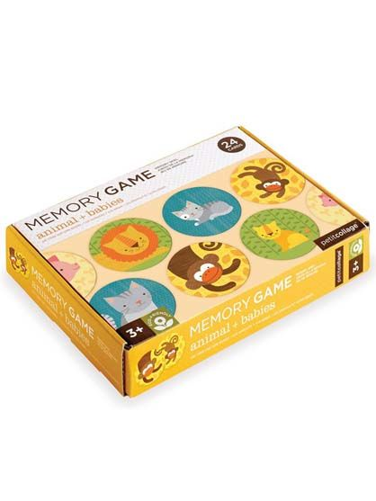 Image of   Room2Play Animals and Babies Memory Game