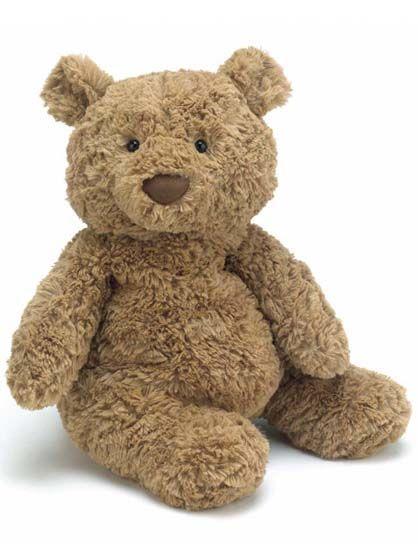 Image of   Jellycat Bartholomew Bear Medium
