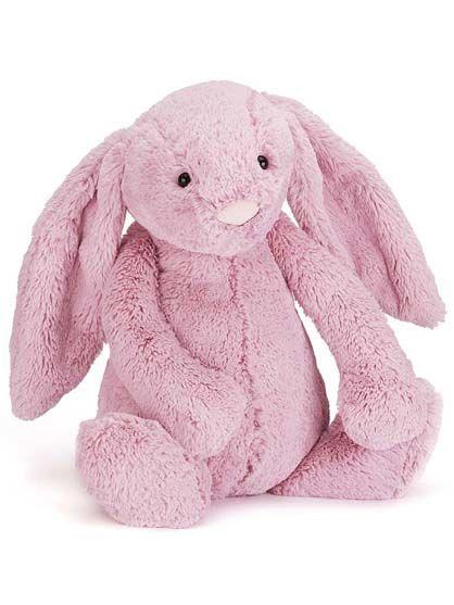 Jellycat Bashful Bunny Tulip Pink Large