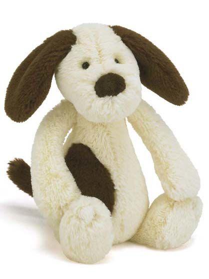 Image of   Jellycat Bashful Dog Medium