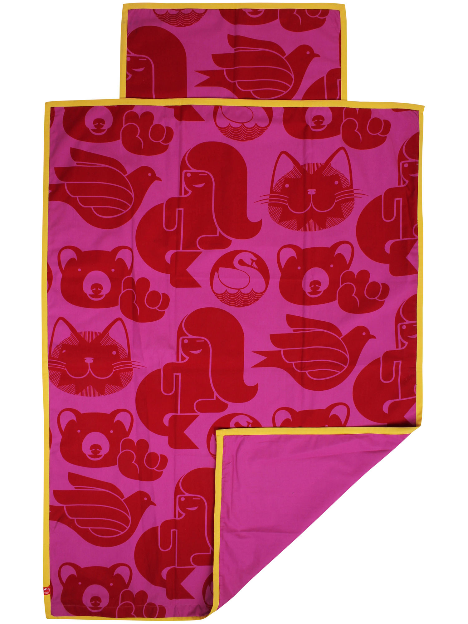 Image of   Bed Linen Junior Fuchsia SWEETSTUFF