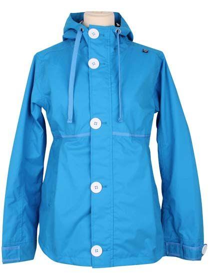 Image of   Bess Midseason Jacket Electric Blue
