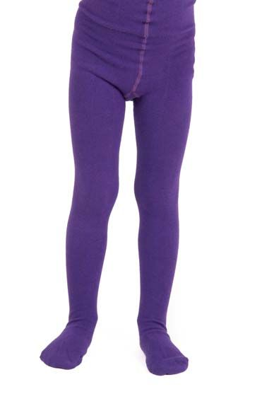 BIFROST - Baever Tights Crystal violet