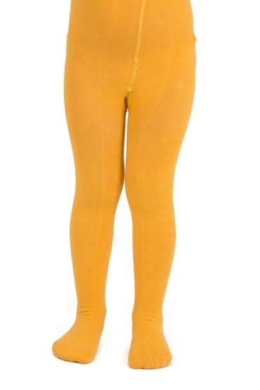 BIFROST - Baever Tights Dk Yellow