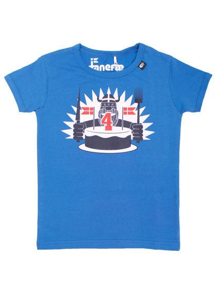 Image of   Birthdayboy SS Soft Blue ERIK