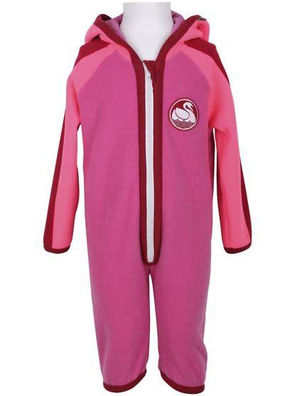 Image of   Culver Fleece Suit Sorbet/Fluo Pink/Red/Rasberry