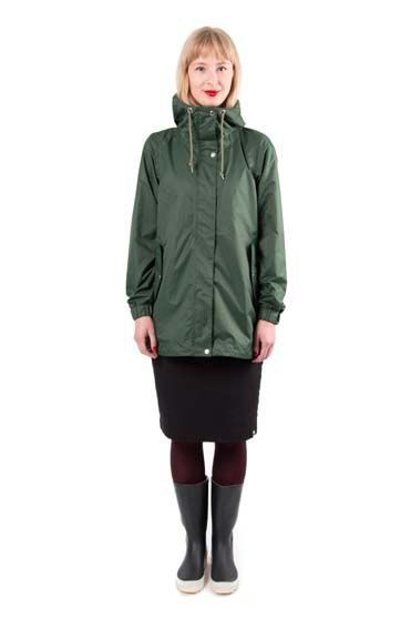 Image of   Esther Jacket Army