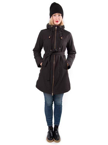 Tyttebaer Winter Jacket Black