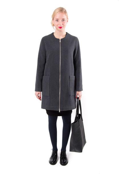 Wool darling Heather Grey