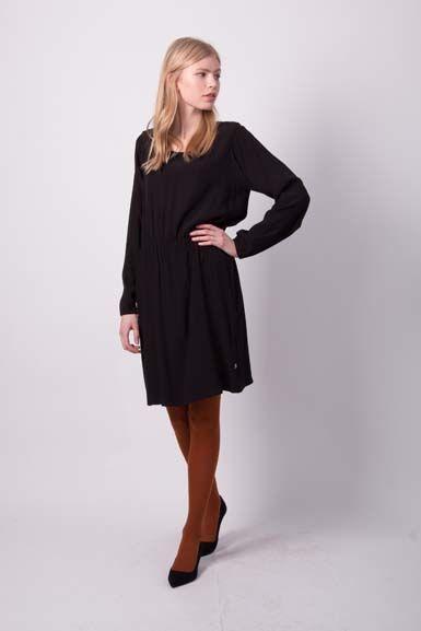Vita Lux Dress Black