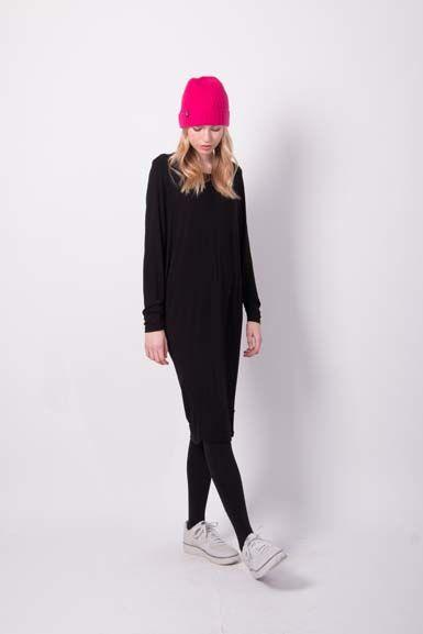 Sophia Dress Black