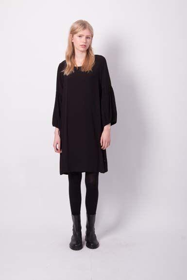 Image of   Caramella Dress Black