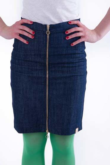 Image of   Nashville skirt Denim