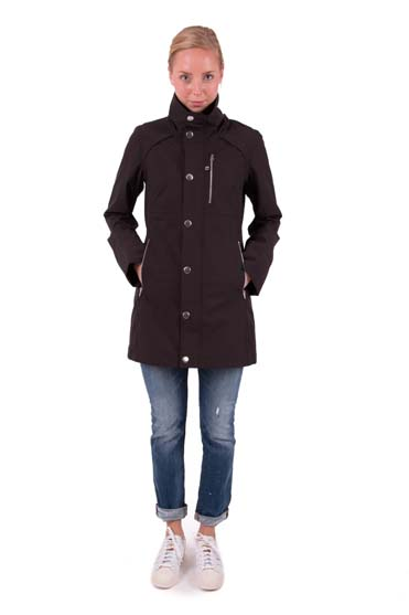 Birgitte Midseason Jacket Black