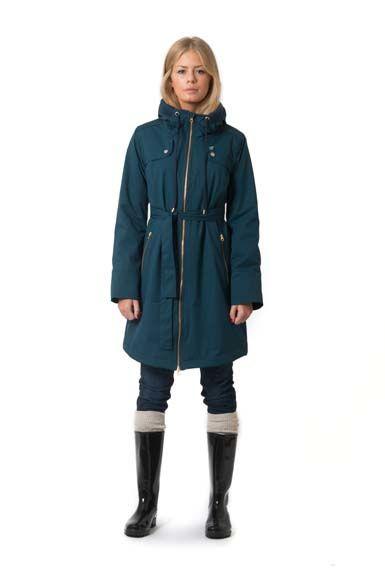 Tyttebaer Winter Jacket Dark Slate