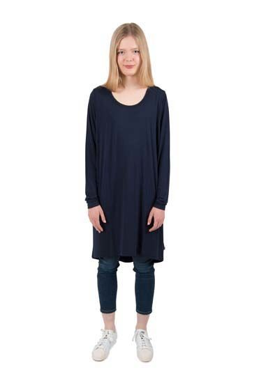 Image of   Fiore Tunic Navy