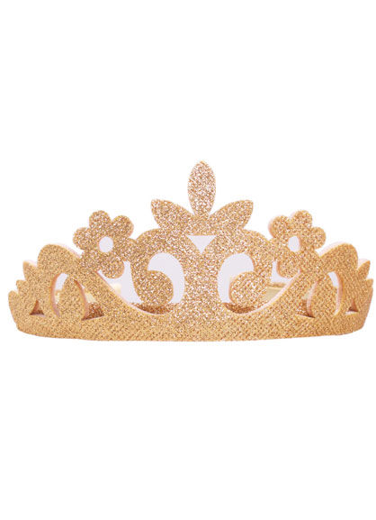 Image of   Diadem Gold Glitter