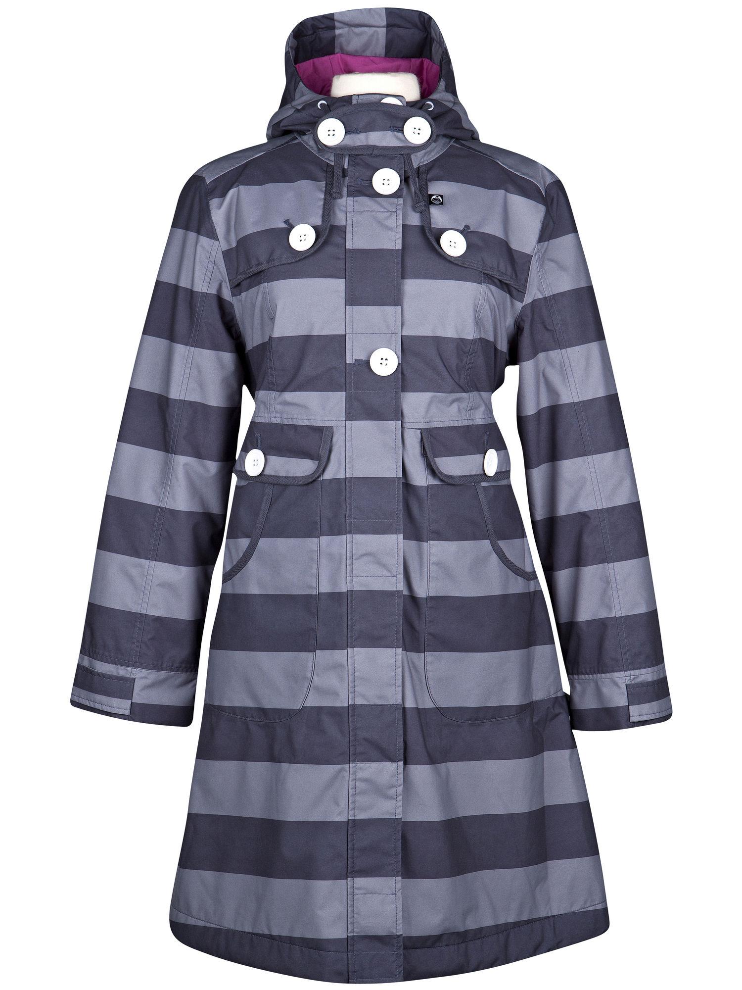 Image of   Else Winter Jacket Dark Grey/Grey