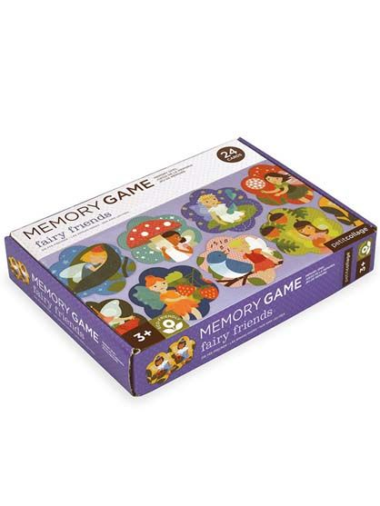 Image of   Room2Play Fairy Friends Memory Game