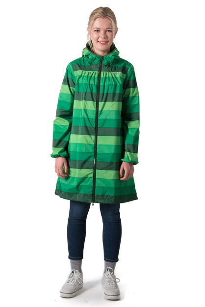 Helen Rainjacket Peapod