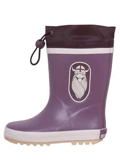Image of   Thermo Boots Grey Plum FREJA
