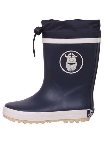 Image of   Thermo Boots Solid Navy ERIK