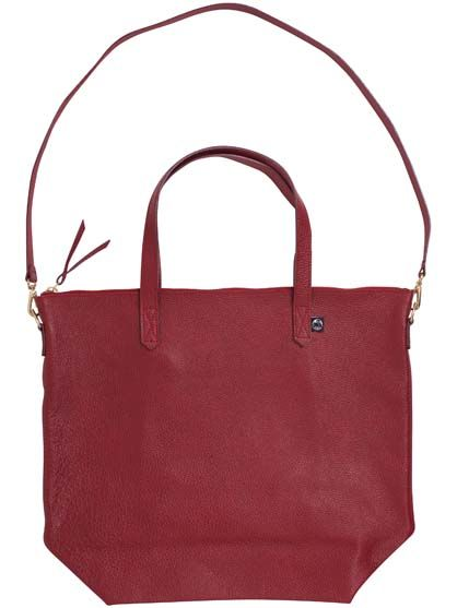 Ruby Bag Red