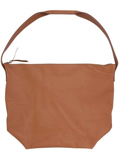 Stroler bag Cognac