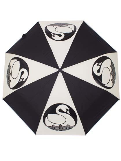 Umbrella Black/Offwhite SWAN