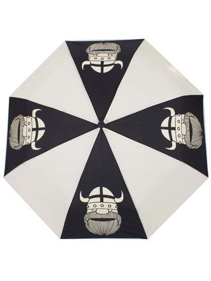 Umbrella Black/Offwhite ERIK