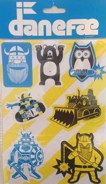 Stickers BOYS
