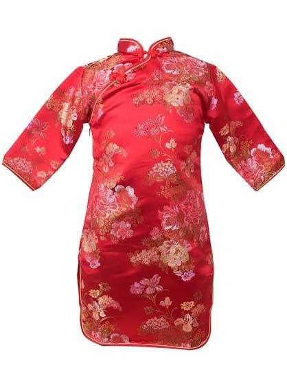 Kinesisk Udklædning Red