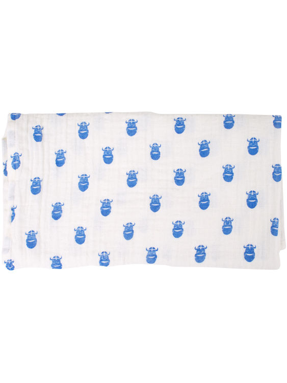 Baby Cloth Ryl Blue MINIVKING