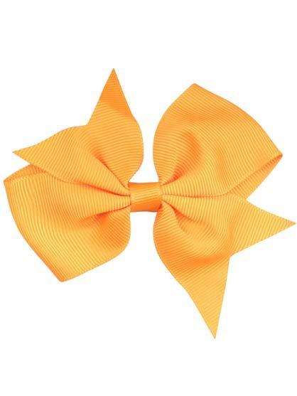 Image of   Hair bow Orange