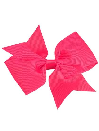 Image of   Hair bow Hot Pink