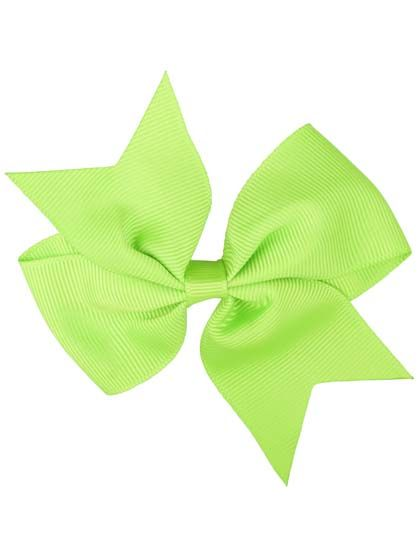 Image of   Hair bow Sprout grn