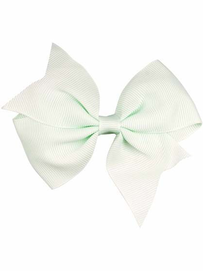 Hair bow Mint