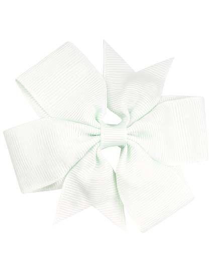 Image of   Hair bow DOUBLE Mint
