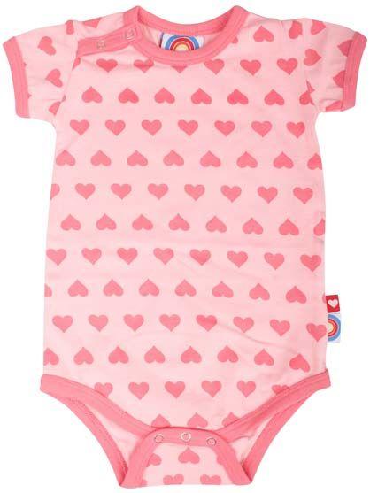 BIFROST - Makrel body Baby Pink HEARTS