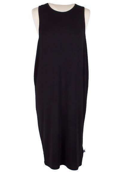 Image of   Naomi Slip Dress Black