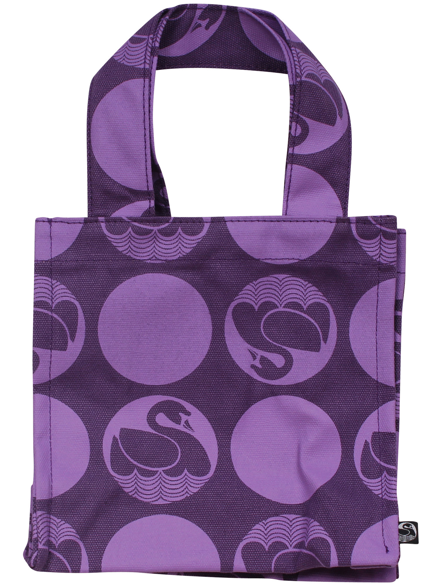 Mini Tote Purple SWANDOT
