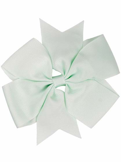 Image of   Hair Bow BIG Mint
